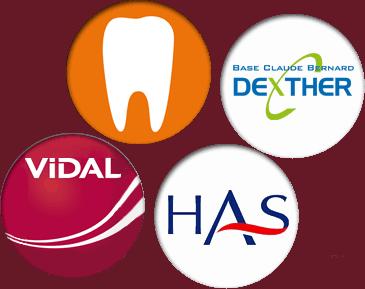 Logos de banques médicamenteuses